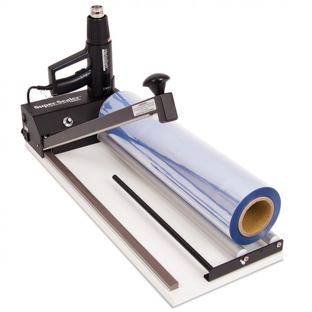 SuperSealer Deluxe 24-inch I-Bar Shrink Wrap Machine