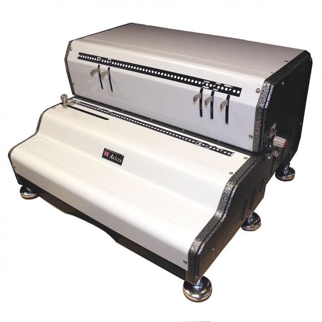 Akiles CoilMac-ECP41 Heavy-Duty Electric Coil Binding MachineAkilesACM-ECP41