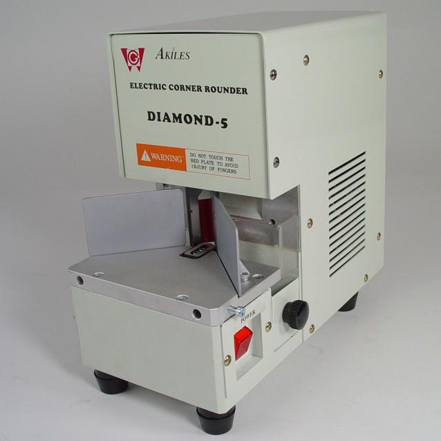Akiles Diamond 5 - Electric Corner Rounder