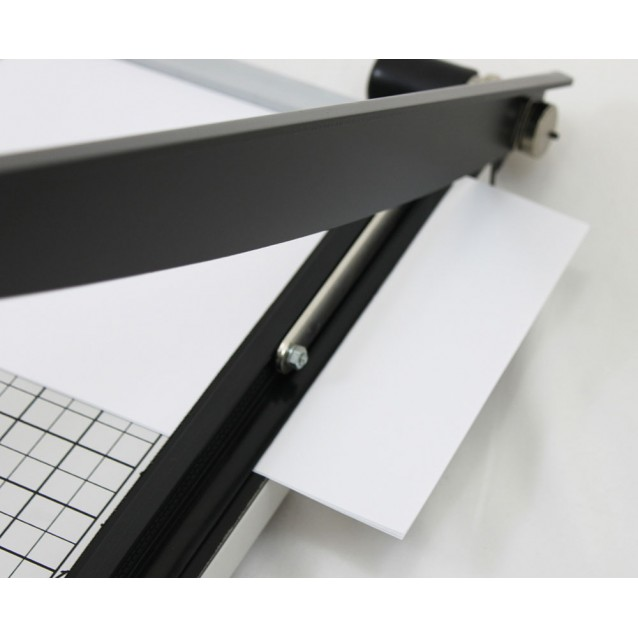 "OffiTrim Plus 15"" Tabletop Paper Cutter"