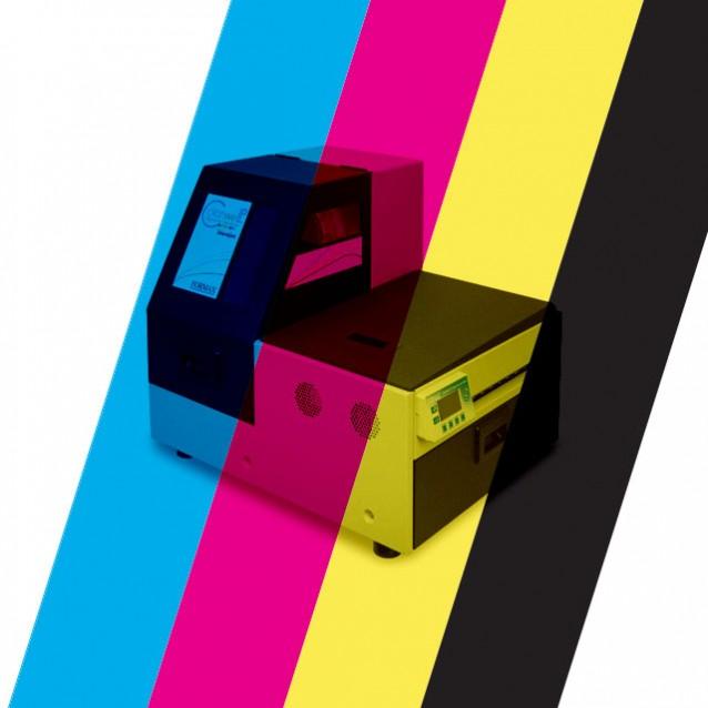 ColorMaxLP Memjet 250ml Ink Tank - Cyan