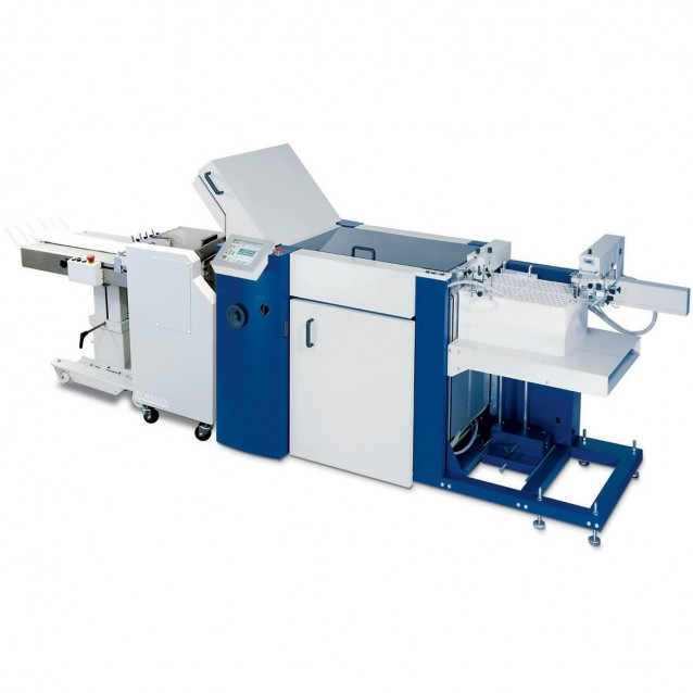 AutoSeal® FD 2350 High-Volume Production Pressure Sealer with Pile Feeder