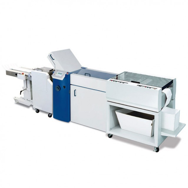 AutoSeal® FD 2380 High-Volume Production Pressure Sealer - Continuous Form with FD 676 Burster