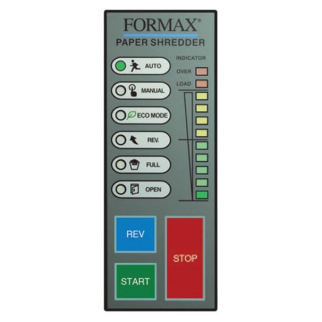 FORMAX® FD 8500HS High-Security Cross-Cut Office Paper Shredder (P-7)
