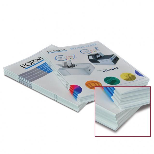 Formax Square IT Squareback Booklet Finisher