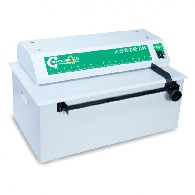 Formax Greenwave 410 Cardboard PerforatorFormaxGreenwave 410
