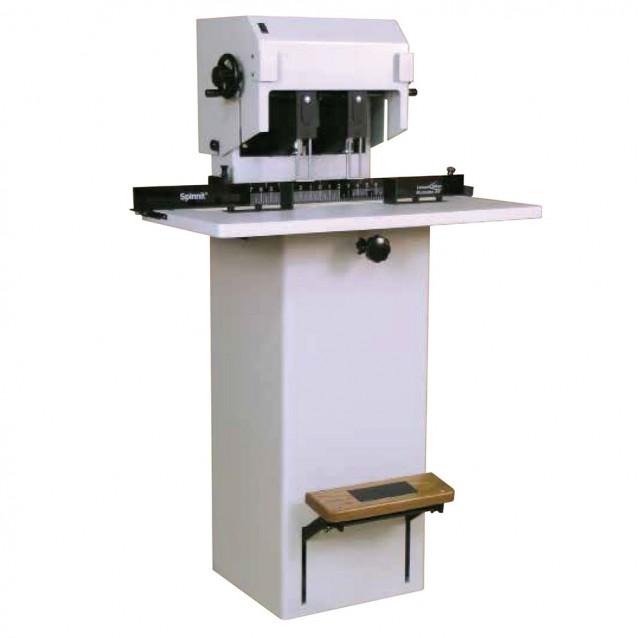 Lassco FMM-2, 2-Spindle, Moveable Heads, Manual 2Lassco-WizerFMM-2