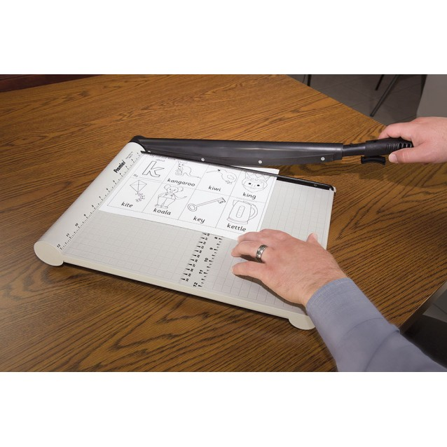 Martin-Yale 15in Premier® PolyBoard™ Trimmer Paper Cutter