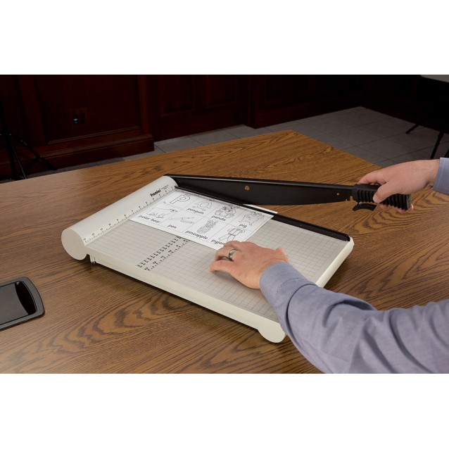 Martin-Yale 18in Premier® PolyBoard™ Trimmer Paper Cutter