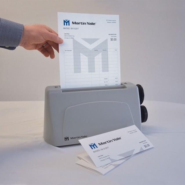 Martin Yale P6400 Desktop Half Letter Paper Folder