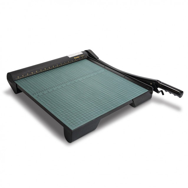 18in Premier® GreenBoard™ Wood Series Guillotine Paper Cutter
