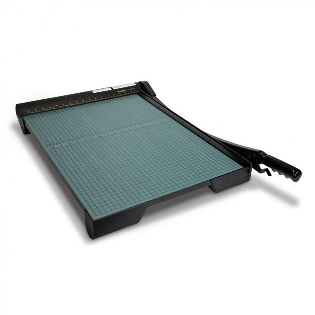24in Premier® GreenBoard™ Wood Series Paper Trimmer