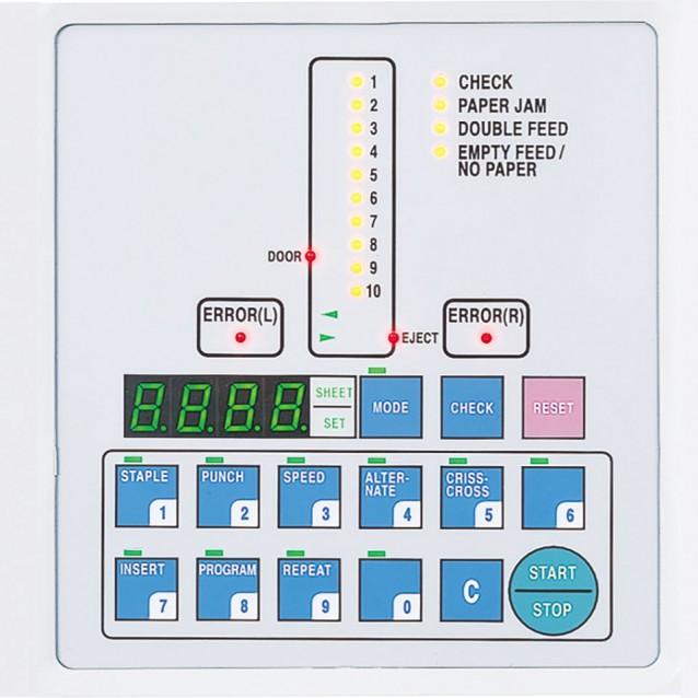 MBM FC 10 Automatic 10-Bin Friction CollatorMBM CorporationCO0750