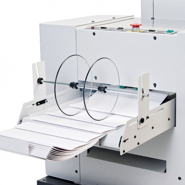 MBM SF2 Booklet Maker SwitchFold with Activated Clinch