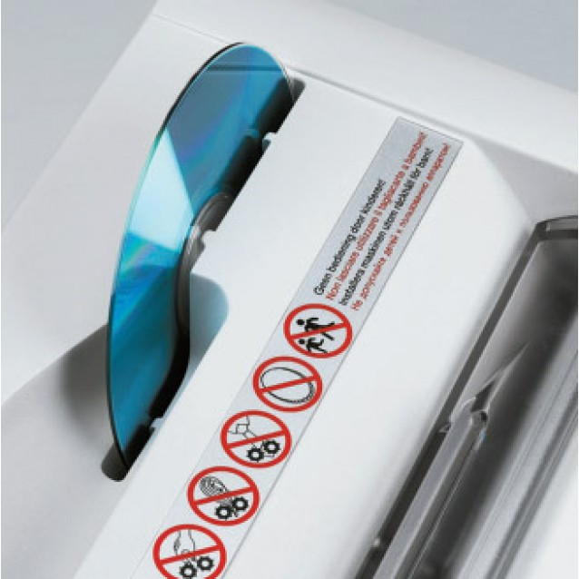Destroyit® 2270 Strip-Cut Paper Shredder Level P-2