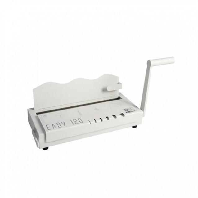 Atlas 120 Simple Channel Binding Machine