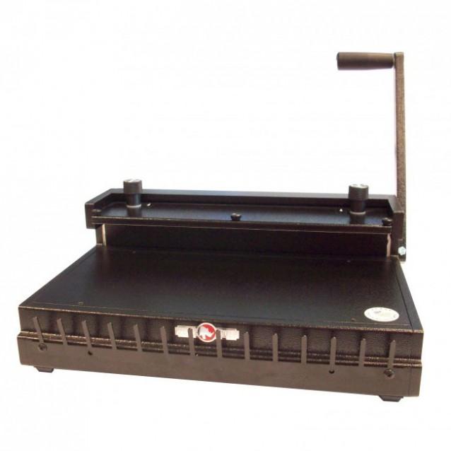 """Rhin-O-Tuff ONYX HD8000 14"""" Manual Wire Closer"""